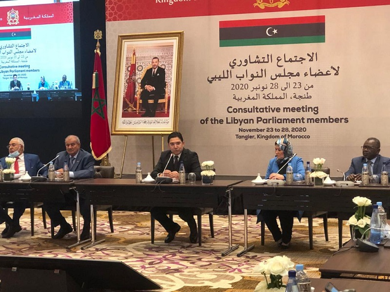 الأزمة الليبية. بوريطة: مخرجات لقاء طنجة نقطة تحول هامة في المسار السياسي