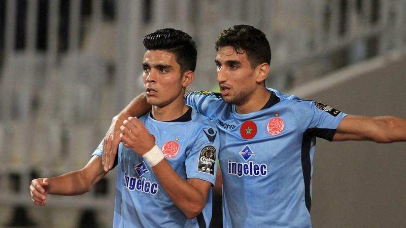 الناصري يحسم في قضية انتقال الكرتي إلى الدوري المصري