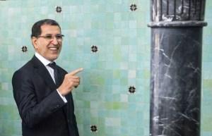 العثماني 'المتردد' يثير عجب المغاربة بسبب 'العلم الأمازيغي'. والنتيجة عاصفة من الانتقادات