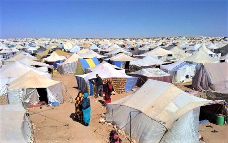 """مليشيات """"البوليساريو"""" تفرض الضرائب على فقراء محتجزي المخيمات لتمويل حربها المزعومة"""