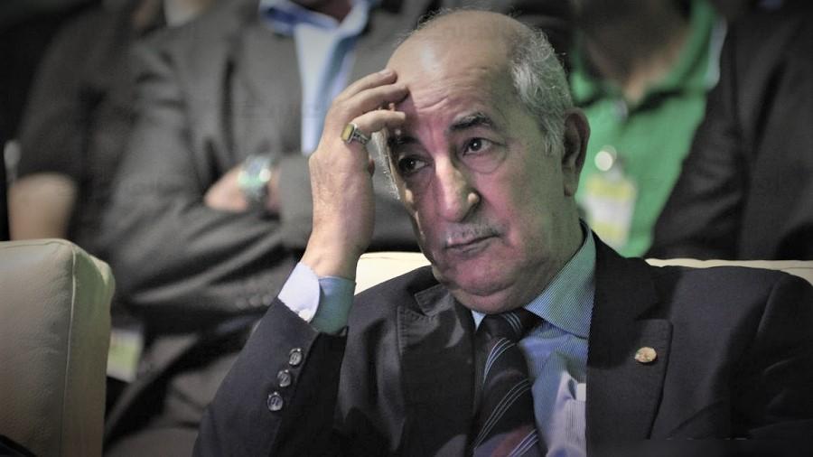 """""""المادة 102 تعزل الرئيس المريض"""".. هل تطيح كورونا بتبون من رئاسة الجزائر؟"""