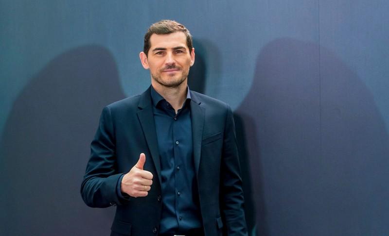 'القديس' كاسياس ينضم لريال مدريد مسؤولاً.. ويعلق: فخور بالعودة إلى بيتي