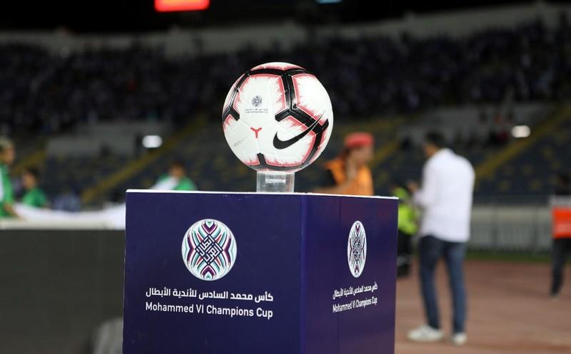 اتحاد الكرة العربية يتجه لتنظيم كأس محمد السادس للأبطال في دولة واحدة
