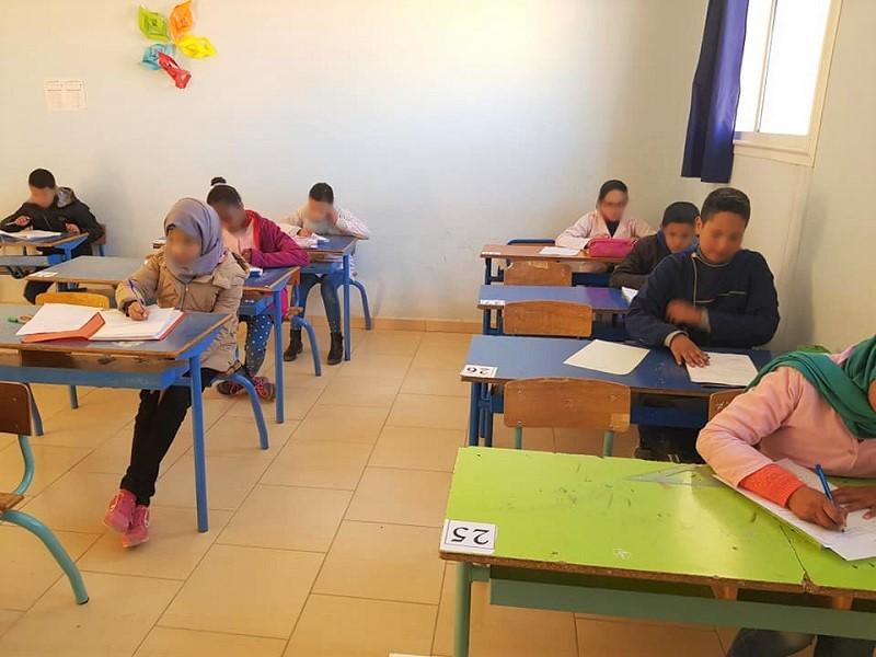 وزارة التربية الوطنية تلغي الامتحان الموحد للابتدائي والإعدادي بسبب كورونا