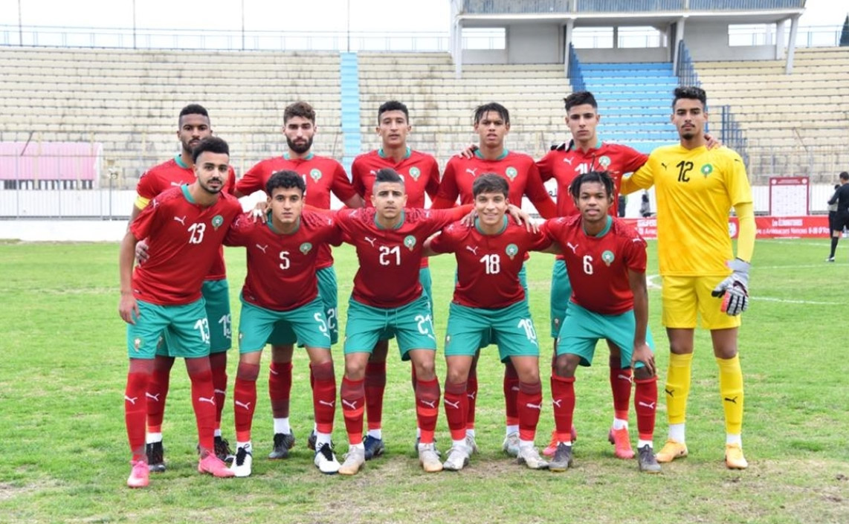 المنتخب المغربي لأقل من 20 سنة يحقق الفوز على المنتخب الجزائري