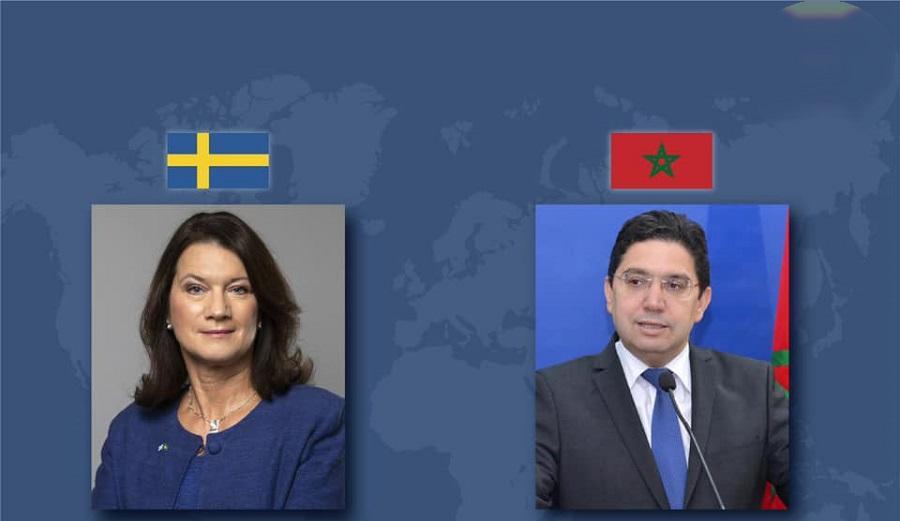 المغرب والسويد يتباحثان حول ملف الصحراء ويشددان على تعزيز التعاون في الهجرة