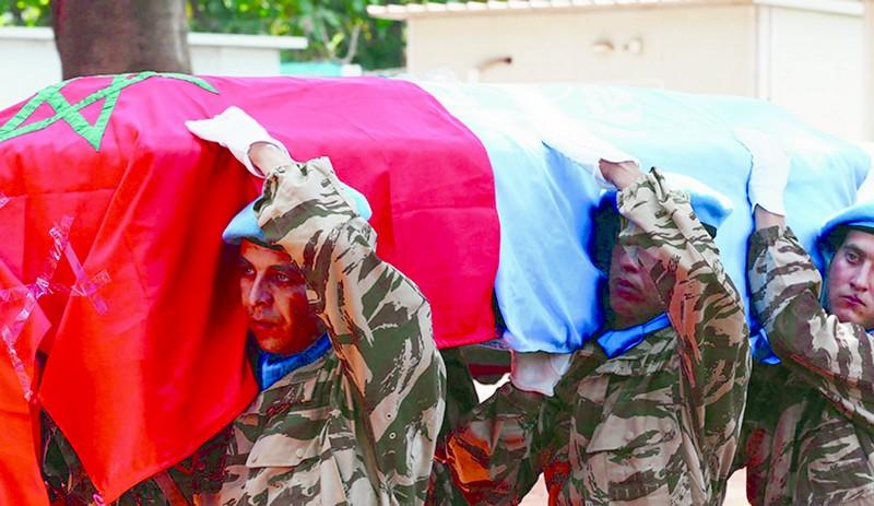 مجلس الأمن يدين قتل جندي مغربي بـ'بانغاسو' من طرف جماعات مسلحة