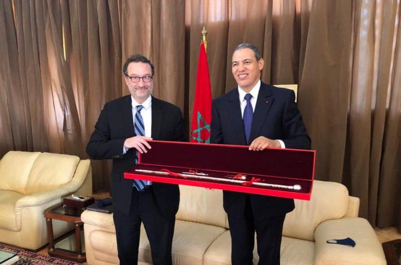 شينكر من العيون:علاقاتنا أكثر قوة مع الرباط.. والمغرب أقوى شريك أفريقي مع أمريكا