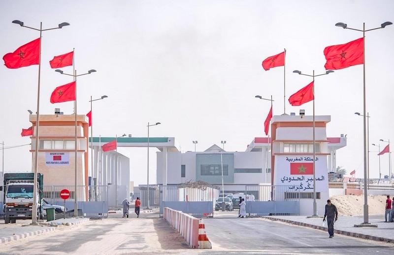 'قصف الكركرات'!!.. مصادر من عين المكان: المعبر آمن تماماً، و'سقوط صواريخ' إشاعة جزائرية مغرضة