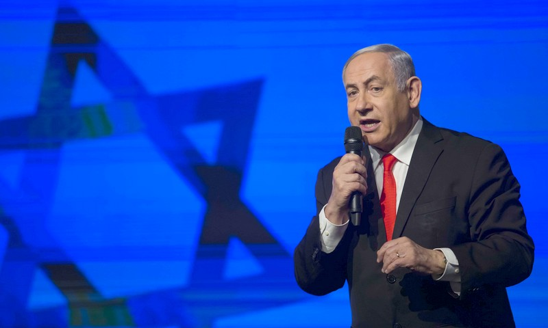 نتنياهو: سأعين أول وزير عربي مسلم في حكومتي إذا فزت في الانتخابات!
