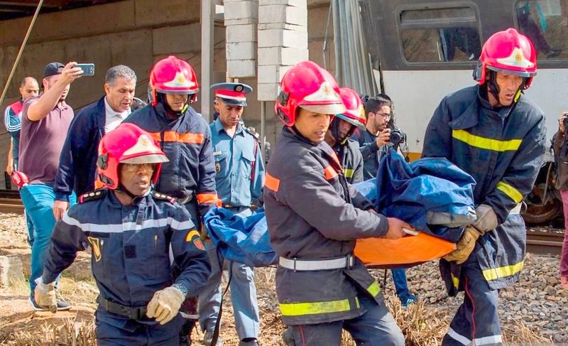 حرب الطرق بالمغرب تسقط 13 قتيلًا وترسل المئات للمستشفى في أسبوع