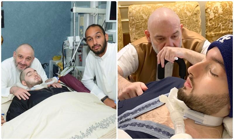 فيديو 'معجزة'.. الأمير السعودي بن طلال يتحرك أخيراً بعد غيبوبة 15 سنة