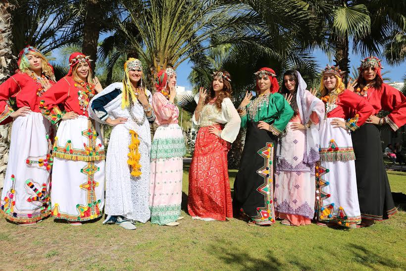 أمازيغيات يلتمسن من الملك محمد السادس إقرار رأس السنة الأمازيغية عيداً وطنياً