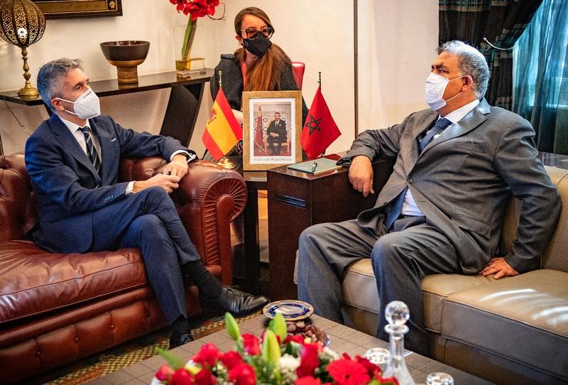 وزير داخلية إسبانيا: علاقاتنا مع المغرب أكثر إستراتيجية وتكتسي أهمية كبيرة