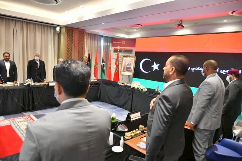 (صور) بوزنيقة. المغرب يحتضن خامس جولات الحوار الليبي لاختيار المناصب السيادية