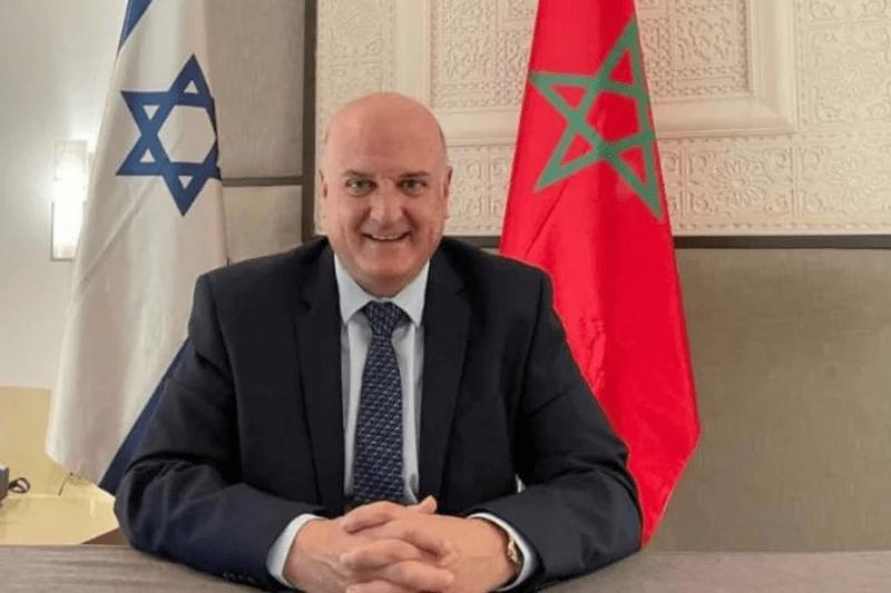 بعد 20 عاماً من القطيعة.. القائم بأعمال مكتب الاتصال الاسرائيلي يصل الرباط