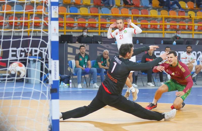 منتخب كرة اليد ينهزم أمام تشيلي