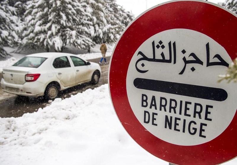طقس الجمعة   ثلوج وأمطار رعدية تضرب عددا من المناطق المغربية