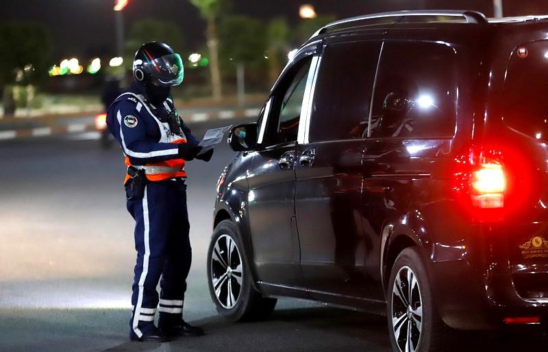 مراكش. المصالح الأمنية تشدد تحركاتها لضبط الحظر الليلي في رمضان