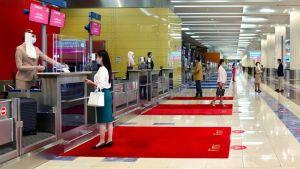 اتفاقية لطيران الإمارات لتجربة IATA Travel Pass