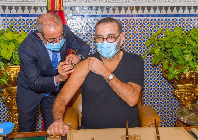 'الصحة العالمية' تهنئ المغرب: مبروك نجاح حملة التلقيح.. أنتم من العشر الأوائل عالمياً