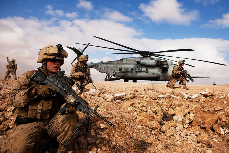 الجيش المغربي والمارينز الأمريكي.. التزامات عسكرية مشتركة لدعم الاستقرار