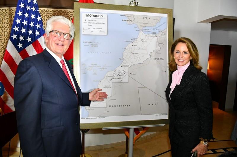ترامب يتسبب في مغادرة السفير الأمريكي فيشر المغرب نهائيا