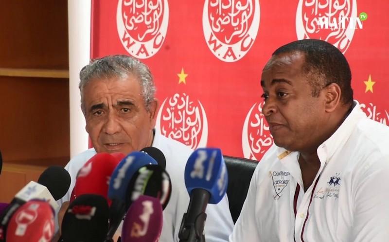 البنزرتي يتكلف بمصاريف إقامة 'المنستيري' التونسي بالمغرب لمواجهة الرجاء