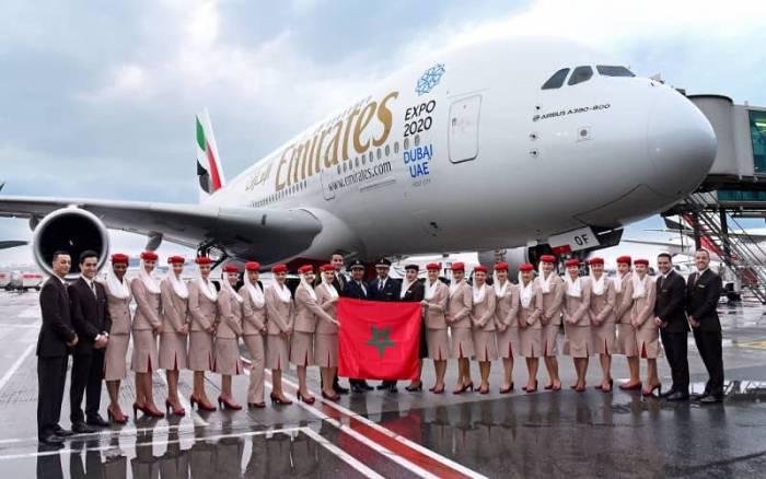طيران الإمارات تقدم خدمات حصرية لوكالات الأسفار المغربية