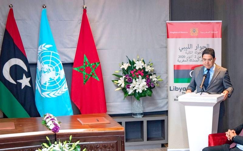 الرباط ترحب بالسلطة التنفيذية بليبيا.. وبوريطة: اجتماعات المغرب ساهمت في تجاوز العقبات