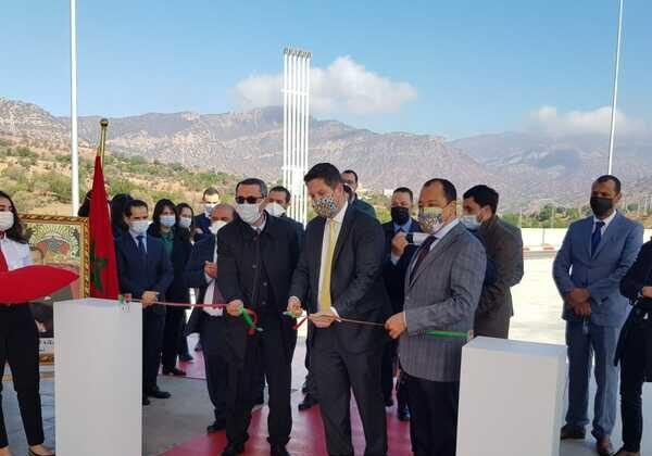 تدشين محطتين للخدمات بالطريق السيار الدار البيضاء – أكادير