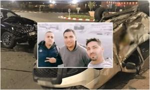 كانوا متوجهين لتغطية المقابلة.. حداد عارم لوفاة 4 شبان من طاقم الـCODM  الإعلامي في حادث سير