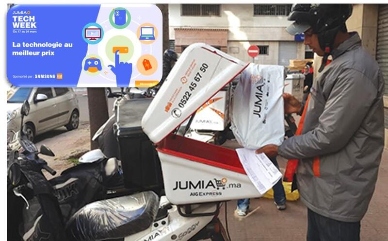 """""""جوميا"""" تُطلق أسبوع التكنولوجيا بعروض استثنائية"""