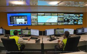 الطرق السيارة تفتتح غرفة المراقبة بالمركز الجديد للمعلومات المرورية