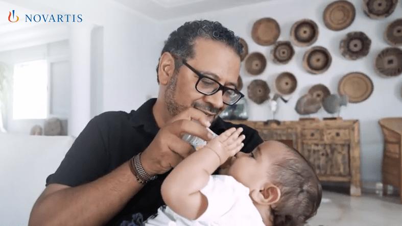 نوفارتس تقرر منح إجازة أبوية عن الولادة في المغرب لمدة 14 أسبوعا