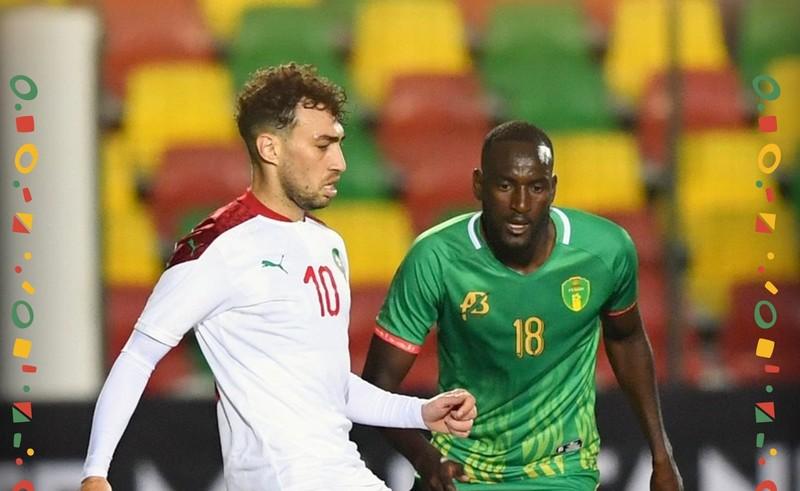 الحلم بات حقيقة.. منير الحدادي يشارك لأول مرة بقميص المغرب 90 دقيقة كاملة