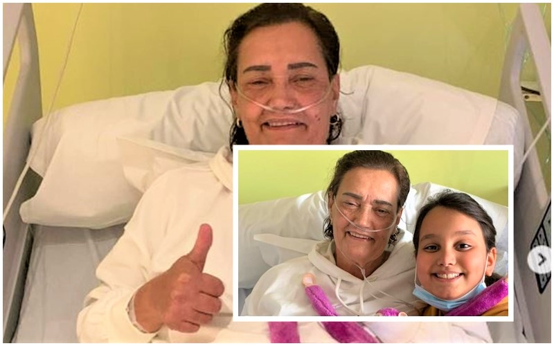 نعيمة بوحمالة تطمئن محبيها: أنا بخير وأشكركم على دعواتكم (فيديو)