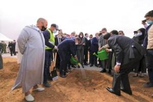في زيارة لأقاليم سوس.. أخنوش والعلوي يطلقان مشاريع للتنمية الفلاحية والسياحية