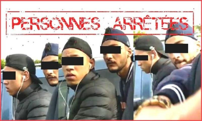 ظهرا في فيديو.. إيقاف شخصين يحترفان السرقة بواسطة 'موطور' بالبيضاء