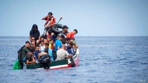 العيون. إحباط محاولة العشرات للهجرة غير الشرعية إلى جزر الكناري