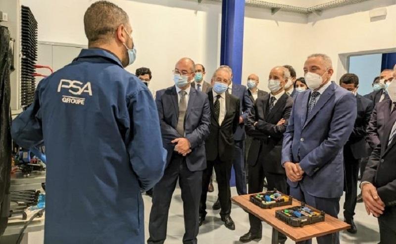 """العلمي يشرف على افتتاح موقع جديد للمركز التقني لصناعة ومعدات السيارات بـ""""كازا"""""""
