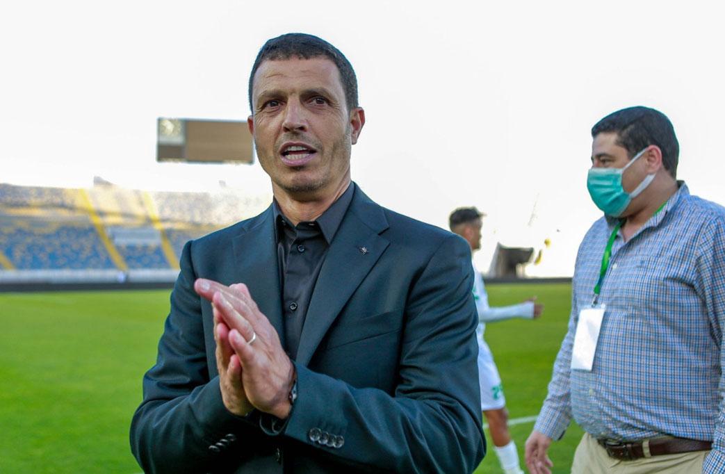 رسميا | الرجاء الرياضي يعلن استقالة المدرب جمال السلامي
