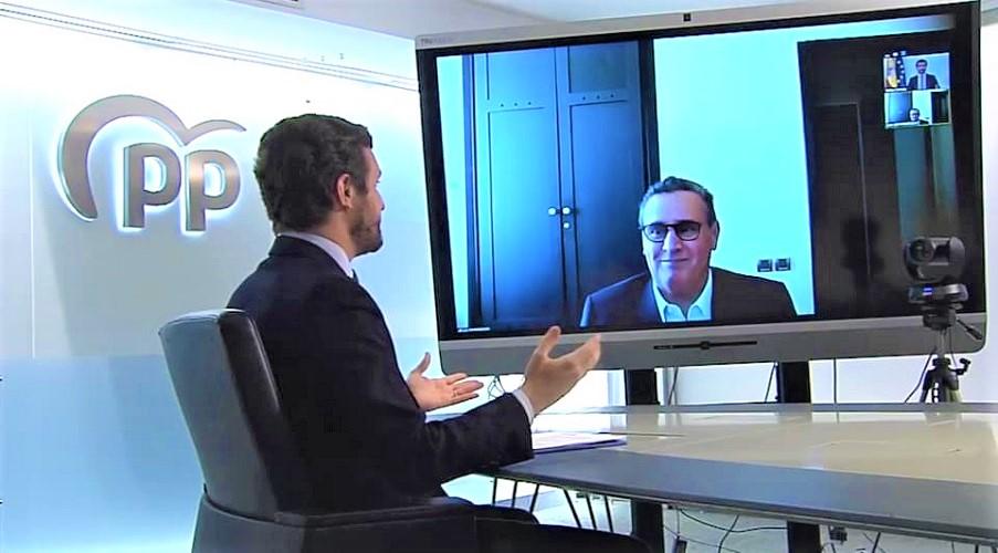 أخنوش يبلغ زعيم المعارضة الاسبانية خيبة أمل المغاربة من استقبال المدعو 'غالي'