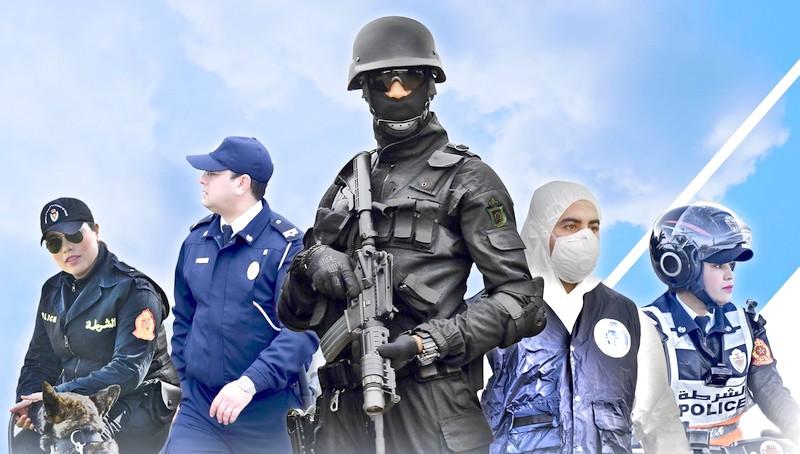 مراكز ومختبرات ومعاهد وخلايا ووحدات.. هذه أبرز محطات المديرية العامة للأمن الوطني منذ تأسيسها