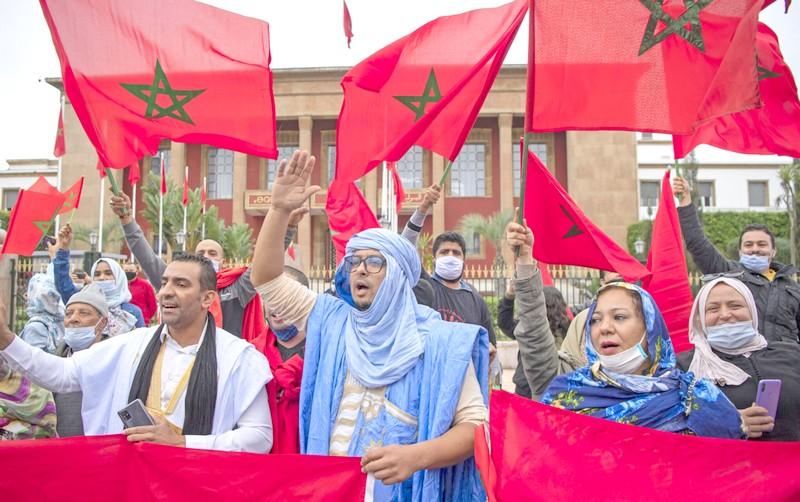 المحامون العرب يدعمون المغرب ويرفضون كل إعتداء على سيادته الوطنية