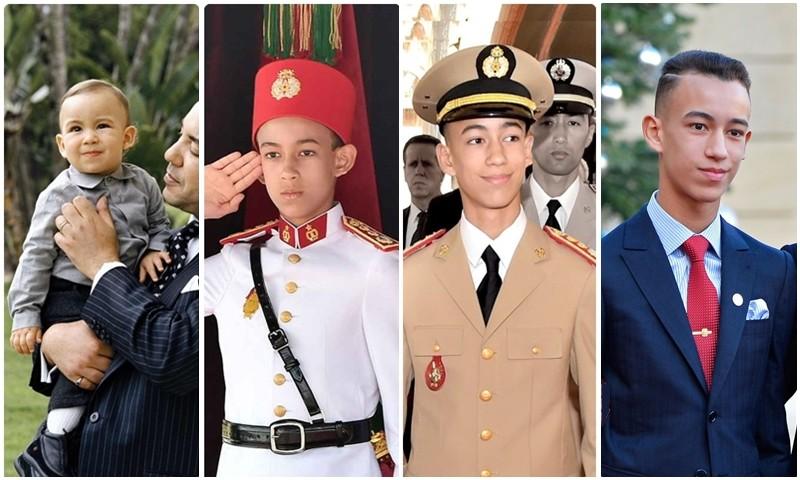 القصر الملكي يحتفل بذكرى ميلاد مولاي الحسن.. احتفاء خاص بولي العهد في سنه الـ18