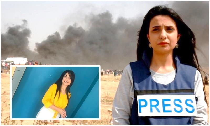 شرطة 'حماس' تضرب صحافية فلسطينية لعدم ارتدائها الحجاب في غزة