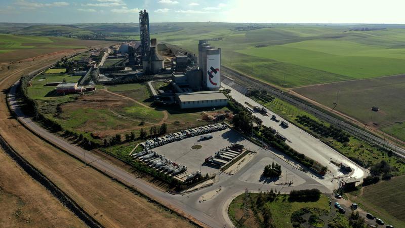 مصنع سطات ثاني أكثر مصانع 'لافارج هولسيم' أداءً وفعالية عالمياً