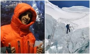 قمة ايفريست.. البطل المغربي عادل الطيب ينتصر عند أعلى قمة بالعالم