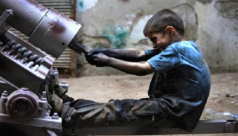 تقرير دولي: ارتفاع عدد الأطفال العاملين في العالم إلى 160 مليون طفل